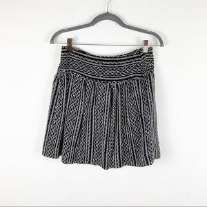 Madewell Flared Mini Skirt